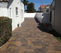 Hare Driveway After Sealer