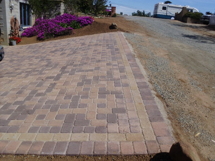 San Diego Driveways Accurate Grading Amp Paving
