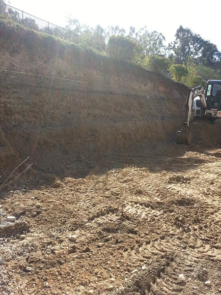 San Diego Grading Accurate Grading Paving And Demolition