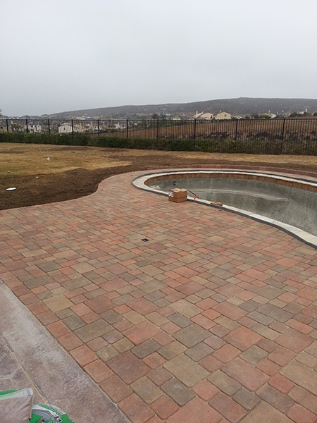 Pool Decks and Excavation